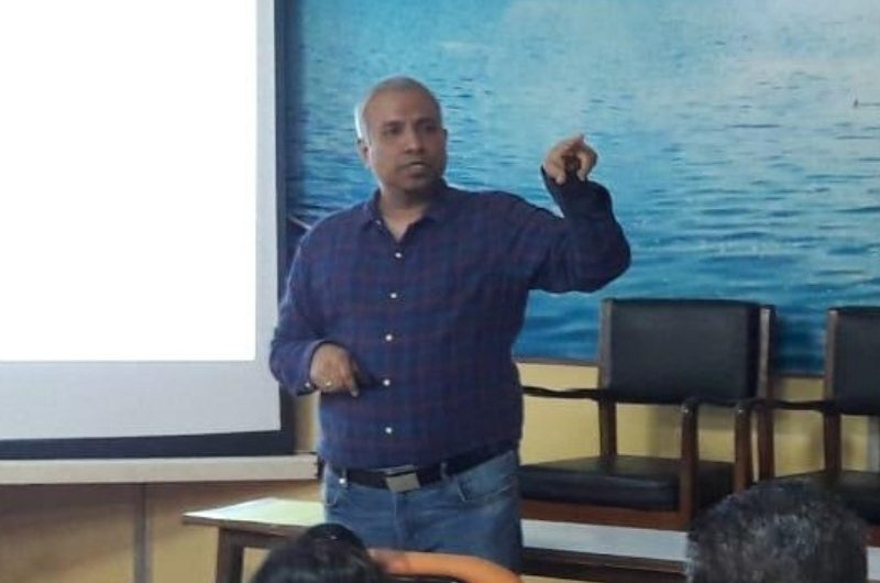 I always think that 'nothing is waste' when you learn/do/try something new at any point in your life. – Dr. Suresh Babu Parasuraman