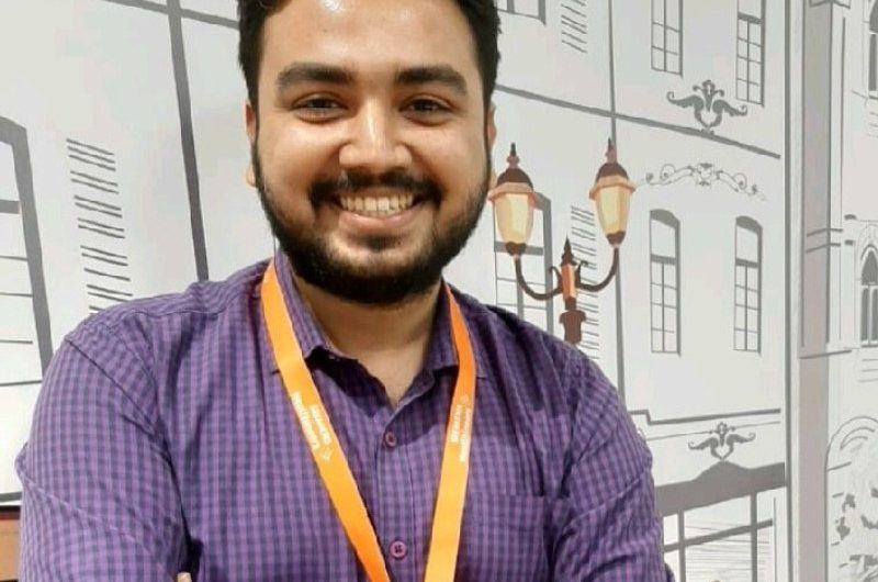 Thought of various possibilities of AI makes me fall in love with technology – Priyanjit Ghosh