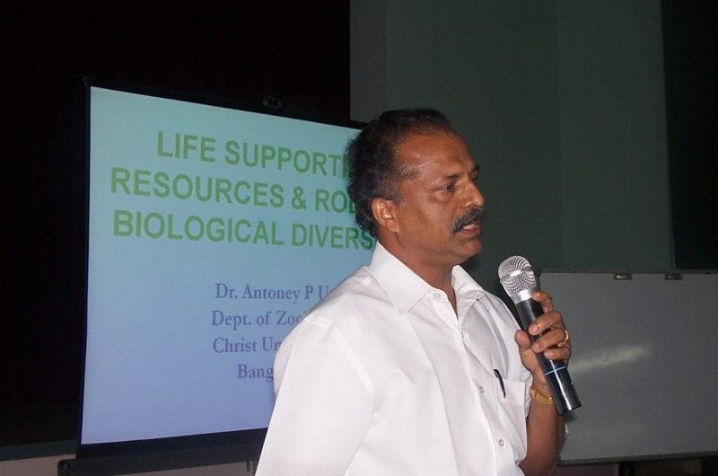 We should concentrate on molding youth with critical thinking, questioning mind and moral values. – Dr. P U Antony