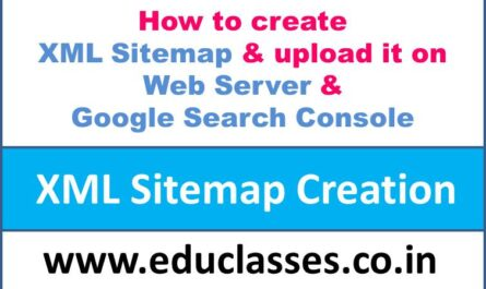 how-to-create-xml-sitemap-upload-web-server