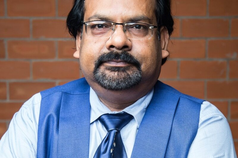 I love to be known as an academician, it is the best way to share your knowledge, nurture students in different ways. – Dr. Shiv Kumar Verma
