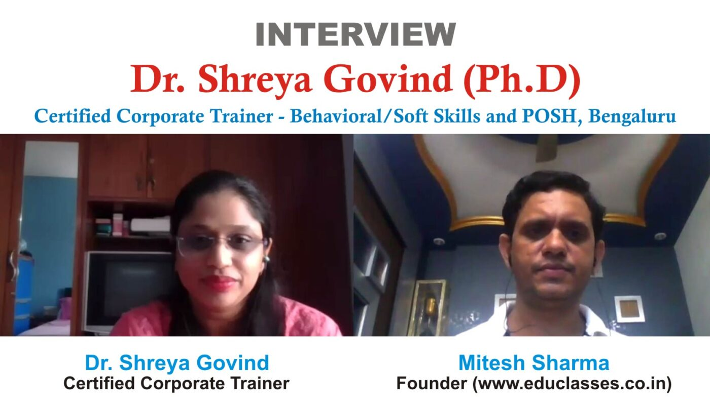webinar-interview-dr-shreya-govind-educlasses-co-in