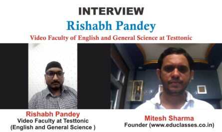 interview-rishabh-pandey-english-general-science