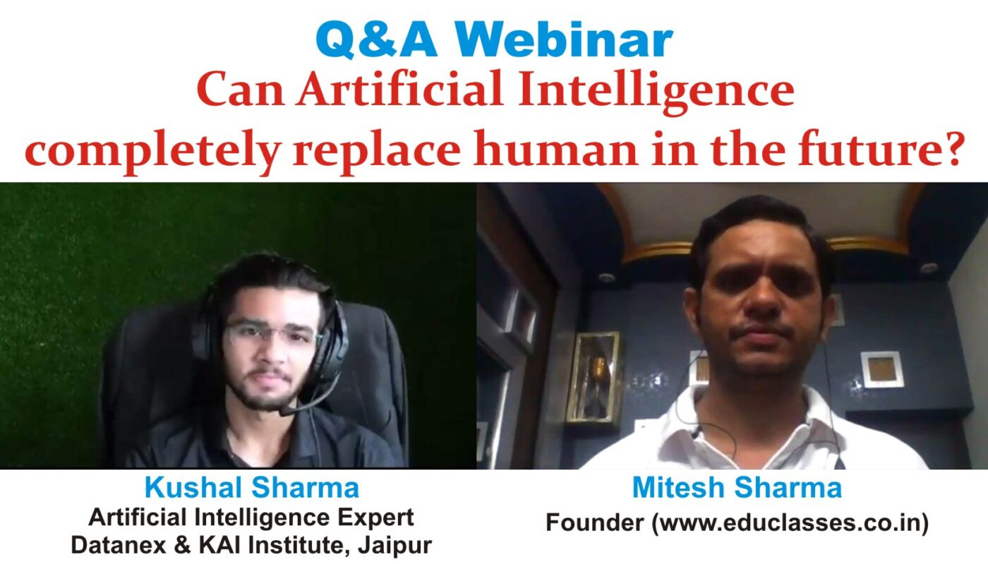 webinar-kushal-sharma-kai-institute-artificial-intelligence-jaipur-educlasses-co-in
