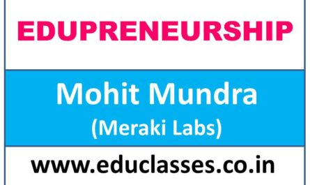 what-is-edupreneurship-by-mohit-mundra-meraki-labs