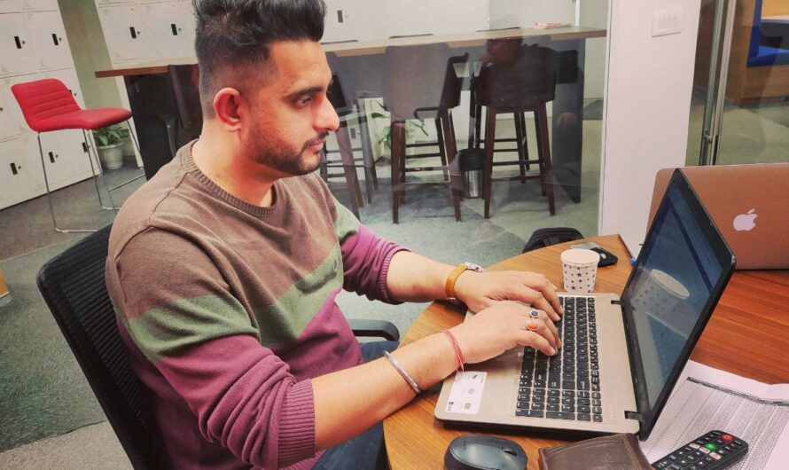 Blogging is the most empowering profession one can look for. Yes, there are competitions and that made blogging underrated. – Chayan Chakrabarti
