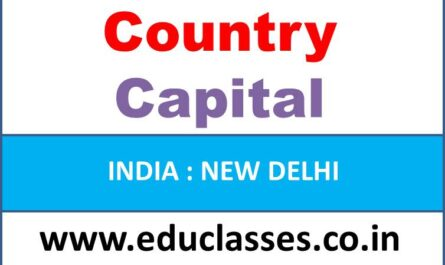 country-capital