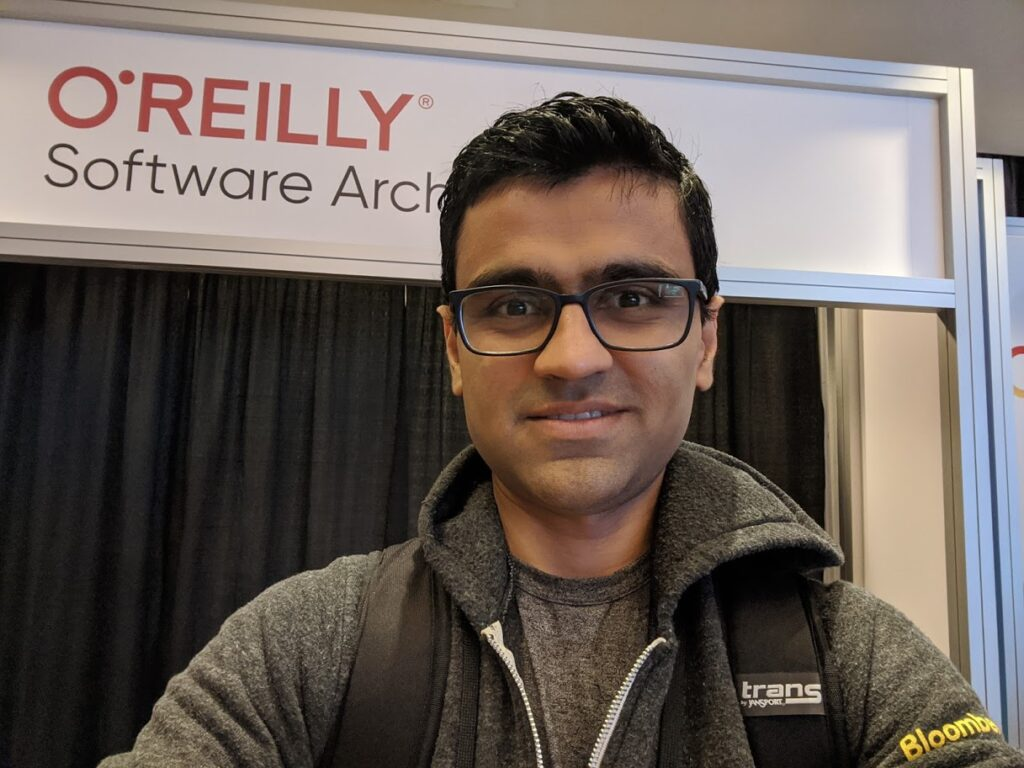 Dhaval Patel is a Data Engineer and Software Architect.