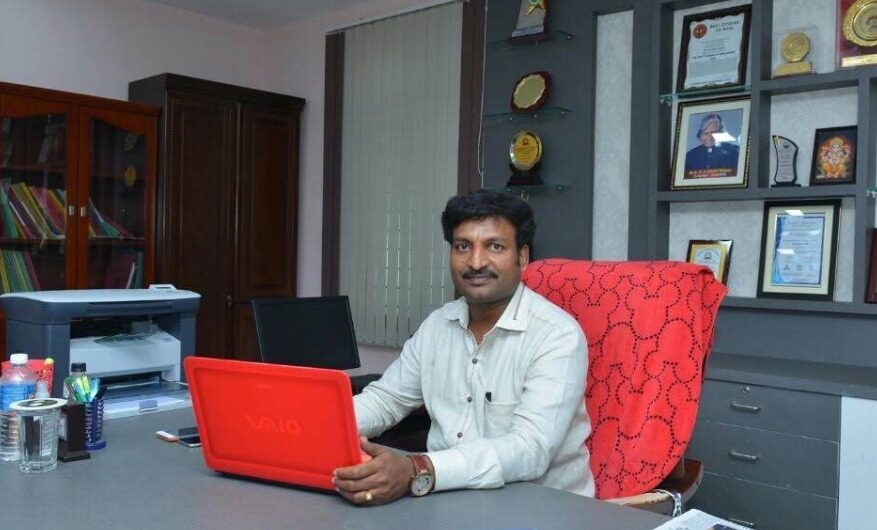 I want to implement curriculum according to the industry requirements. – Dr. Ashok Jammi