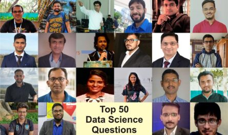 Top 50 Data Science Questions