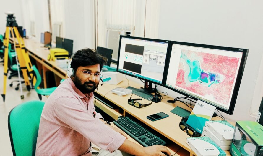 Geoinformatics is all about to provide computer simulation based advanced solutions for complex earth objects / system relationships. – Dr. Kartar Singh