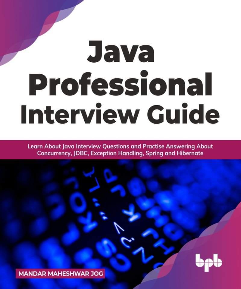 Java Professional Interview Guide